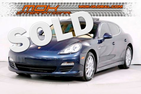 2011 Porsche Panamera S - 1 Owner - Extra Clean - Back Up Camera in Los Angeles