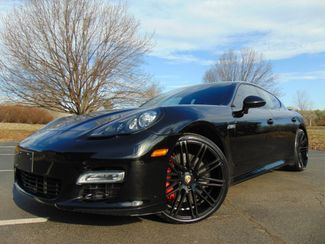 2011 Porsche Panamera Turbo in Leesburg, Virginia 20175