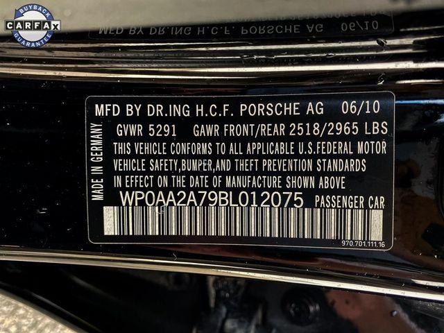 2011 Porsche Panamera 2 Madison, NC 40