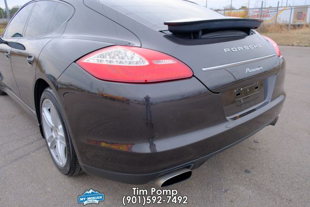 2011 Porsche Panamera LEATHER SUNROOF in Memphis, Tennessee 38115