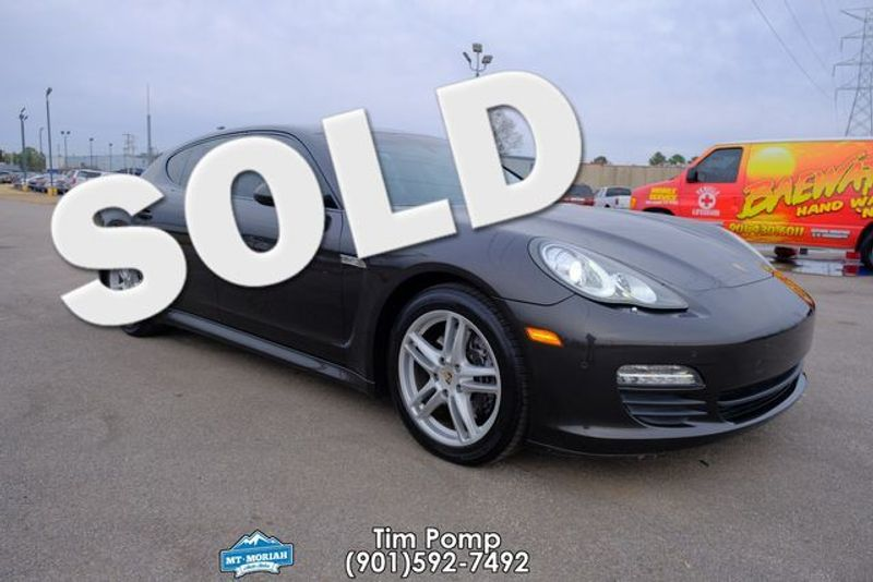 2011 Porsche Panamera LEATHER SUNROOF   Memphis, Tennessee   Tim Pomp - The Auto Broker in Memphis Tennessee