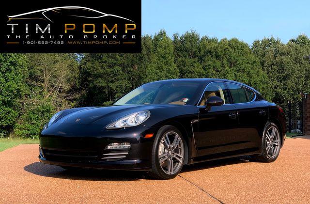 2011 Porsche Panamera 4S REAR DVD IN HEADREST