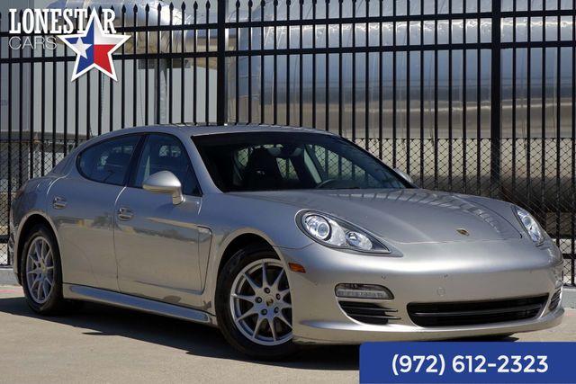 2011 Porsche Panamera Clean Carfax One Owner