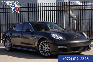 2011 Porsche Panamera Turbo Clean Carfax in Plano Texas, 75093