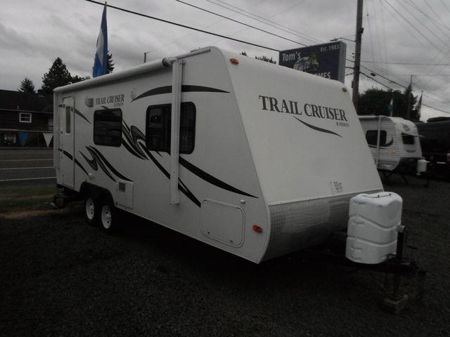 2011 R-Vision Trail Cruiser 23QB Salem, Oregon 1