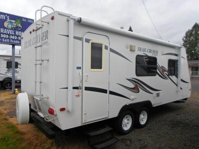 2011 R-Vision Trail Cruiser 23QB Salem, Oregon 2