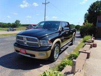 2011 Ram 1500 Crew Laramie Longhorn Edition Alexandria, Minnesota 3