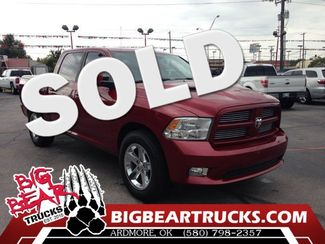 2011 Ram 1500 Sport in Oklahoma City OK