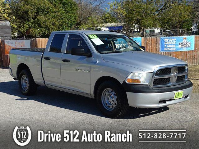 2011 Ram Dodge 1500 LOW MILES