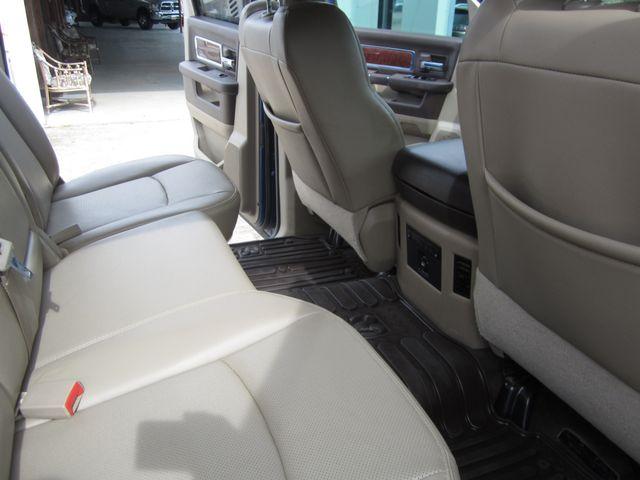 2011 Ram 1500 Crew Cab 4x4 Laramie Houston, Mississippi 11