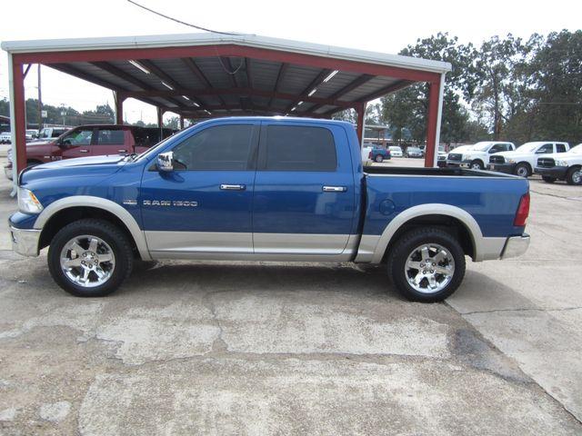 2011 Ram 1500 Crew Cab 4x4 Laramie Houston, Mississippi 2