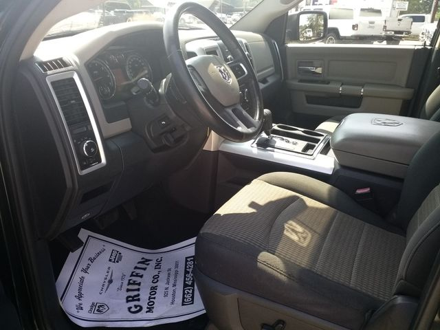2011 Ram 1500 Crew Cab Big Horn Houston, Mississippi 8