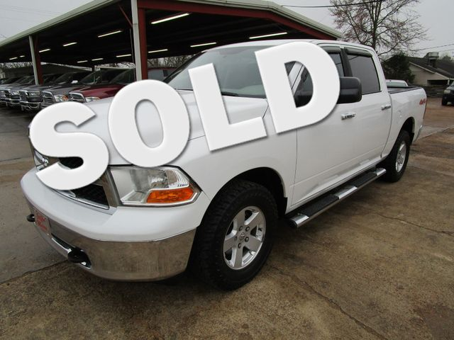 2011 Ram 1500 SLT Crew Cab 4x4 Houston, Mississippi