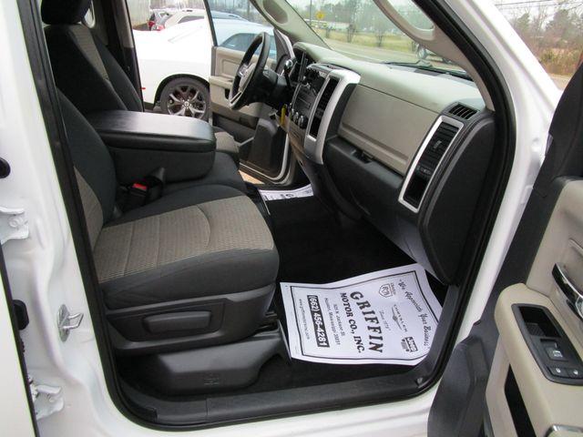 2011 Ram 1500 SLT Crew Cab 4x4 Houston, Mississippi 9