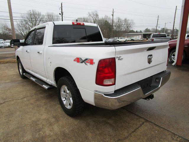 2011 Ram 1500 SLT Crew Cab 4x4 Houston, Mississippi 4
