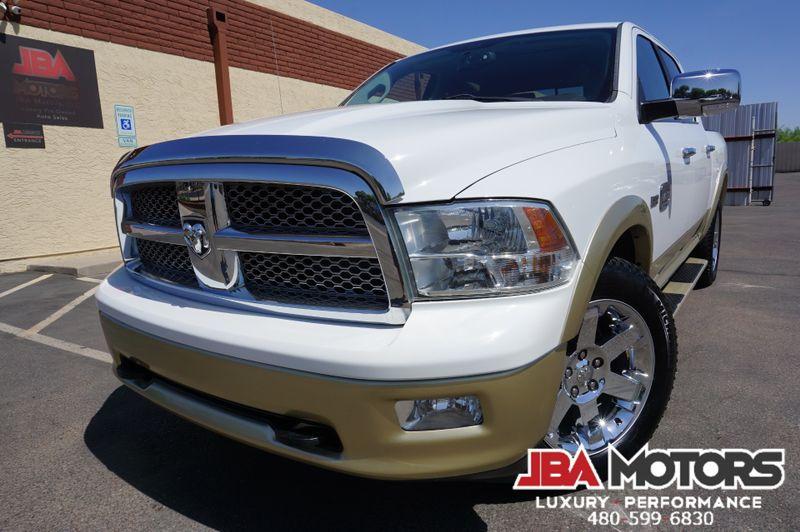 2011 Ram 1500 4WD Laramie Longhorn Edition 4x4 5.7 Hemi Crew Cab   MESA, AZ   JBA MOTORS in MESA AZ