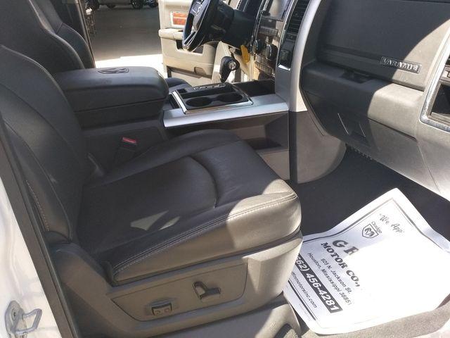 2011 Ram 1500 Quad Cab 4x4 Laramie Houston, Mississippi 8