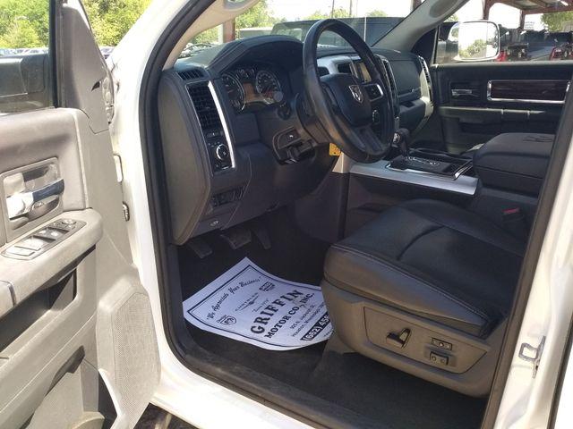 2011 Ram 1500 Quad Cab 4x4 Laramie Houston, Mississippi 7