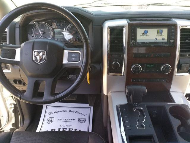 2011 Ram 1500 Quad Cab 4x4 Laramie Houston, Mississippi 6