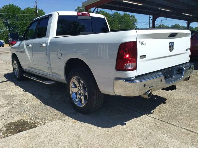 2011 Ram 1500 Quad Cab 4x4 Laramie Houston, Mississippi 5
