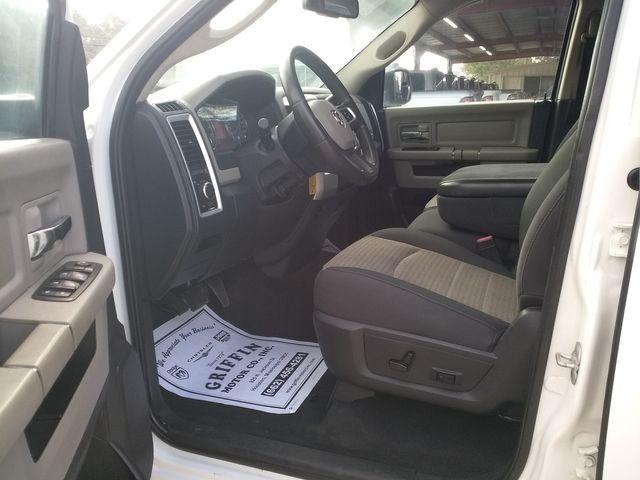 2011 Ram 1500 Quad Cab 4x4 SLT Houston, Mississippi 9