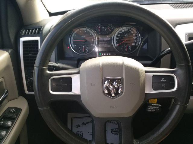 2011 Ram 1500 Quad Cab 4x4 SLT Houston, Mississippi 8