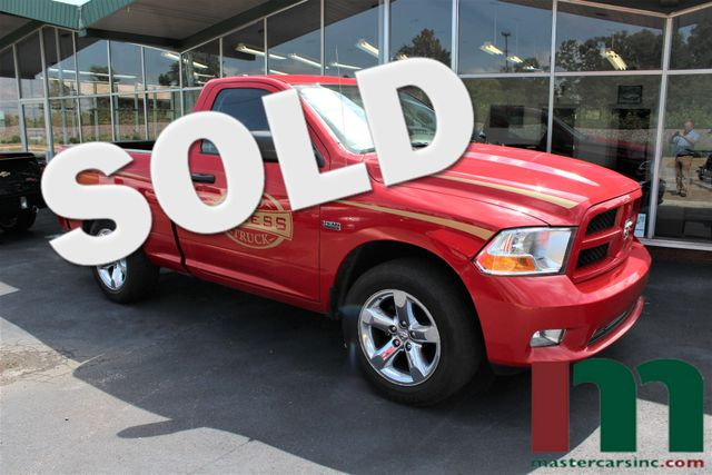 2011 Ram 1500 R/T Lil Red Xpress   Granite City, Illinois   MasterCars Company Inc. in Granite City Illinois