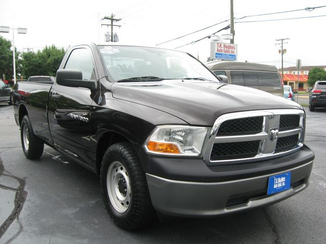 2011 Ram 1500 ST Richmond, Virginia 3