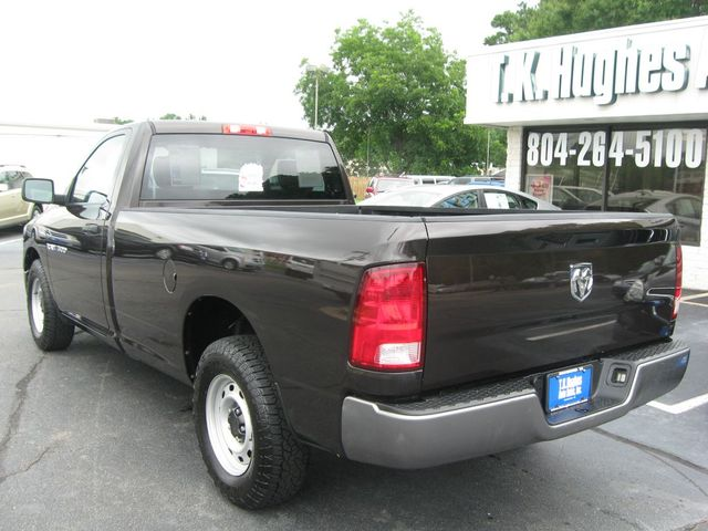 2011 Ram 1500 ST Richmond, Virginia 7