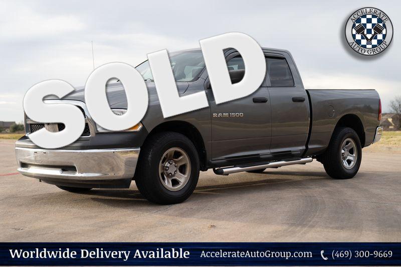 2011 Ram 1500 ST in Rowlett Texas