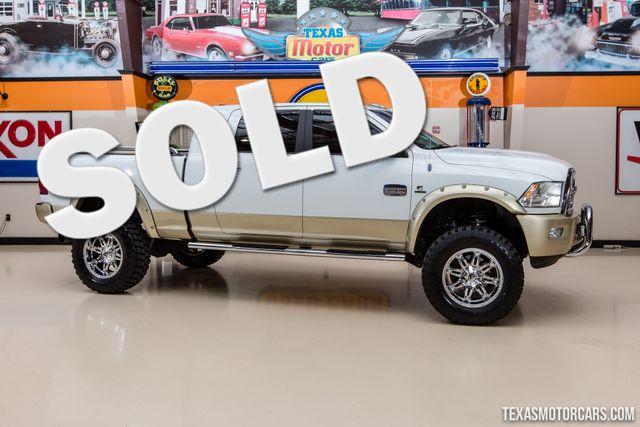 2011 Ram 2500 Laramie Longhorn Edition 4X4