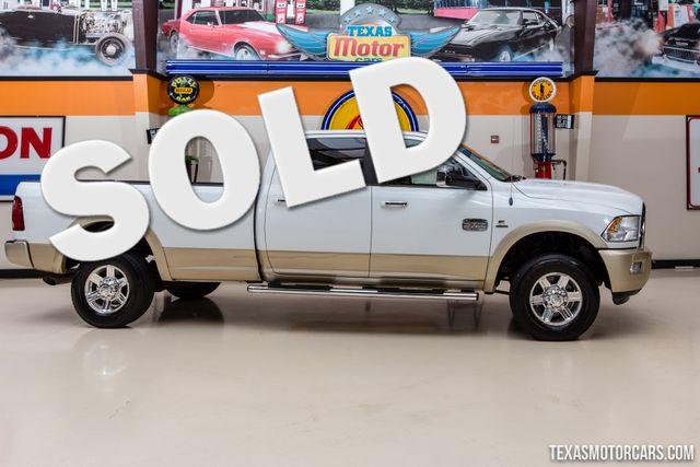 2011 Ram 2500 Laramie Longhorn Edition
