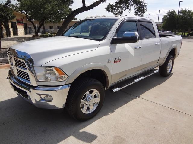 2011 Ram 2500 Laramie Austin , Texas 2