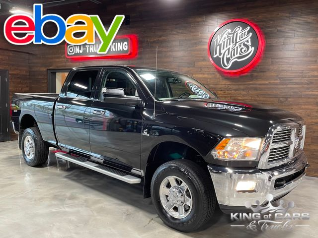 2011 Ram 2500 Big Horn 4x4 6.7L CUMMINS TURBO DIESEL ONE OWNER LIKE NEW