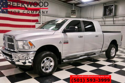 2011 Ram 2500 Dodge SLT Big Horn 4x4 Diesel Auto Mega Cab Chrome CLEAN in Searcy, AR