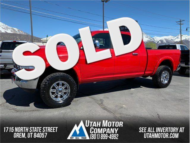 2011 Ram 2500 in Orem Utah