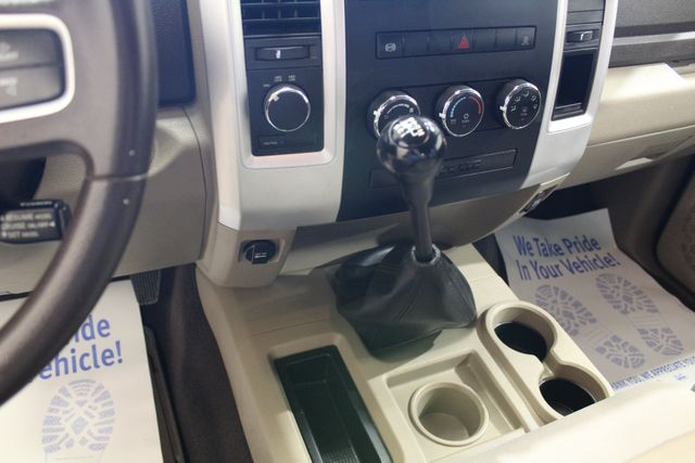 2011 Ram 2500 Diesel 4x4 manual SLT in Roscoe IL, 61073