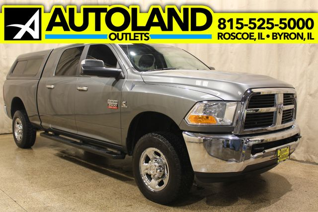 2011 Ram 2500 diesel 4x4 Manual trans SLT in Roscoe IL, 61073