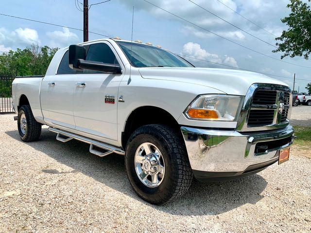 2011 Ram 2500 SLT Mega Cab 4X4 6.7L Cummins Diesel Auto in Sealy, Texas 77474