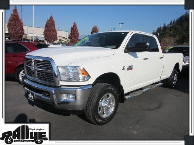 2011 Ram 2500HD Big Horn C/Cab 4WD 6.7L Diesel