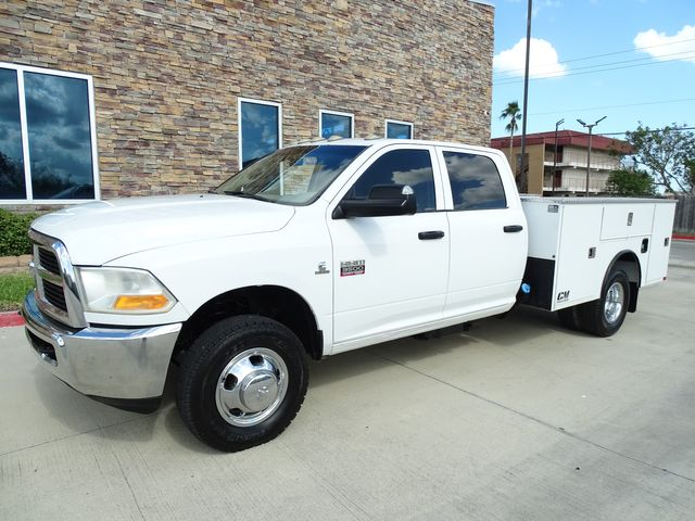2011 Ram 3500 ST Utility/Service Bed