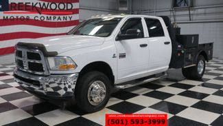 2011 Ram 3500 Dodge ST SLT 4x4 Diesel 6spd Manual Dually Flatbed NICE in Searcy, AR 72143