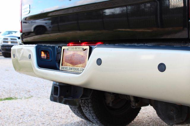 2011 Ram 3500 DRW Longhorn Laramie Mega Cab 4X4 6.7L Cummins Diesel Auto LOADED Sealy, Texas 21