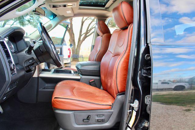 2011 Ram 3500 DRW Longhorn Laramie Mega Cab 4X4 6.7L Cummins Diesel Auto LOADED Sealy, Texas 35