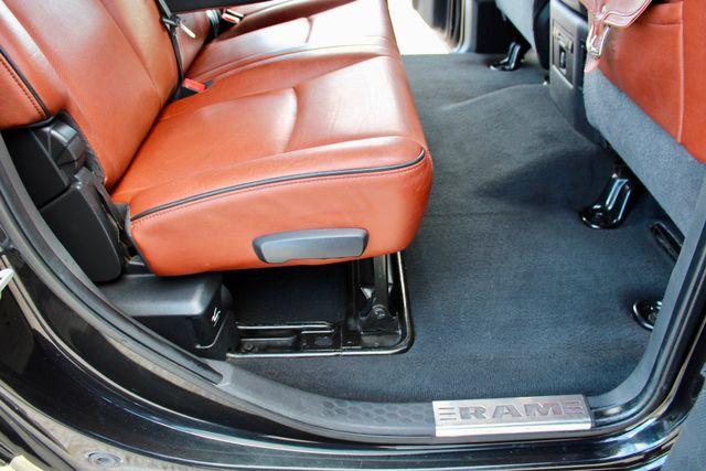 2011 Ram 3500 DRW Longhorn Laramie Mega Cab 4X4 6.7L Cummins Diesel Auto LOADED Sealy, Texas 45