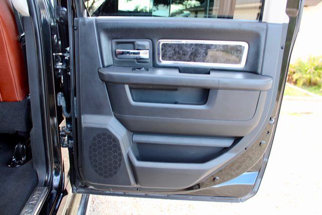 2011 Ram 3500 DRW Longhorn Laramie Mega Cab 4X4 6.7L Cummins Diesel Auto LOADED Sealy, Texas 46