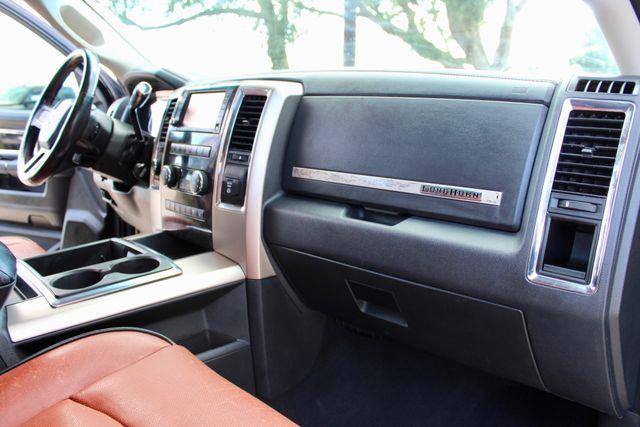 2011 Ram 3500 DRW Longhorn Laramie Mega Cab 4X4 6.7L Cummins Diesel Auto LOADED Sealy, Texas 47
