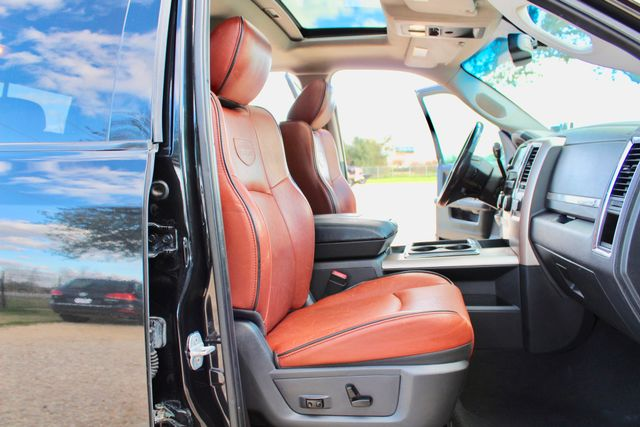 2011 Ram 3500 DRW Longhorn Laramie Mega Cab 4X4 6.7L Cummins Diesel Auto LOADED Sealy, Texas 48