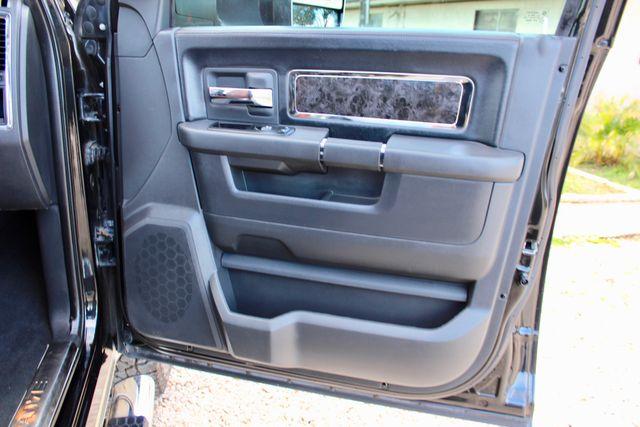 2011 Ram 3500 DRW Longhorn Laramie Mega Cab 4X4 6.7L Cummins Diesel Auto LOADED Sealy, Texas 51