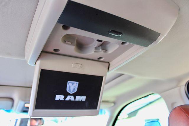2011 Ram 3500 DRW Longhorn Laramie Mega Cab 4X4 6.7L Cummins Diesel Auto LOADED Sealy, Texas 53